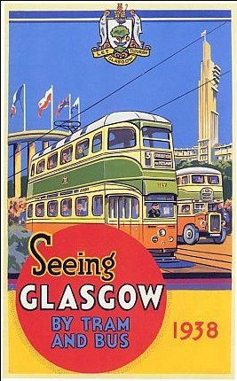 Seeing Glasgow by Tram & Bus